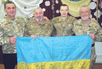 Герої з Лановеччини: щиро дякуємо вам, дорогі захисники, за вашу мужність!