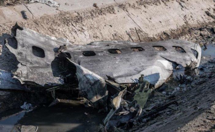 Як збили літак МАУ в Ірані: усі відео