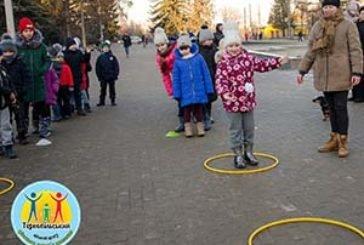 У Тернополі стартували «Зимові забави» для наймолодших