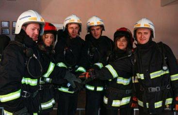 Тернопільські рятувальники прийняли виклик від львівських колег (ФОТО, ВІДЕО)