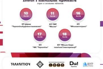 Про що звітують і про що замовчують комунальні підприємства Тернополя (ІНФОГРАФІКА)