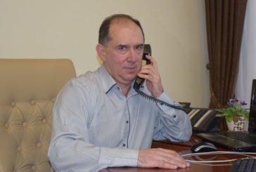 У тернопільській податковій під час «гарячої лінії» розповіли про впровадження новітніх РРО