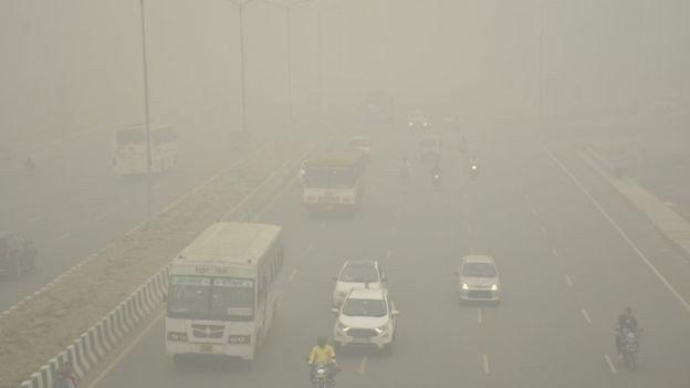 Від смогу в столиці Польщі щодня вмирає четверо людей