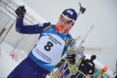 Тернопільський біатлоніст Віталій Мандзин – сьомий в естафетній гонці серед юнаків на Юніорському чемпіонаті світу в Швейцарії