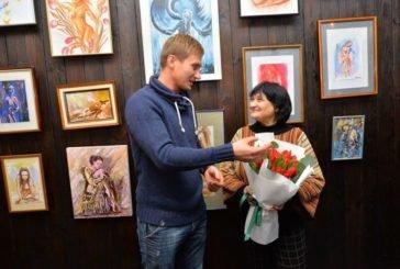 Таємниці жіночої натури: у Тернополі вперше відкрили виставку в жанрі ню