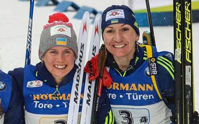 Тернополянки Олена Підгрушна та Анастасія Меркушина проведуть сьогодні індивідуальну гонку в Поклюці
