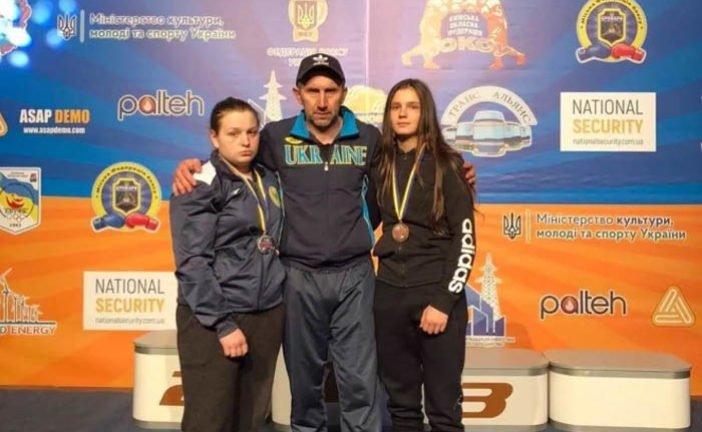 Тернопільські боксерки здобули дві медалі чемпіонату України