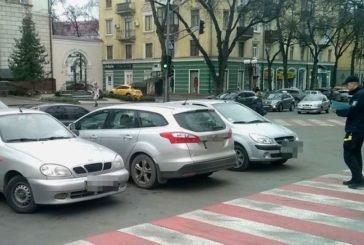 У Тернополі інспектори з паркування винесли 5041 постанову