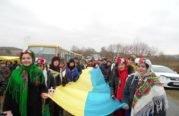 Як на Шумщині День Cоборності святкували (ФОТО)