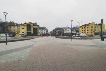 Реконструкція Привокзальної площі у Тернополі - на завершенні (ФОТО)