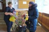 На Шумщині іграшки з соціального контейнера потрапили у добрі руки (ФОТО)