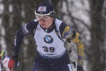 Тернополянка Олена Підгрушна виграла коротку індивідуальну гонку на Кубку Австрії
