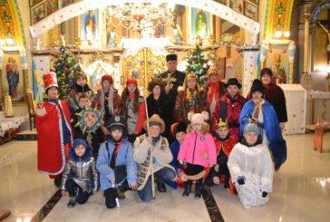 У селі Дибще Козівського району Різдво завітало до кожної оселі