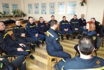 У Тернополі майбутніх рятувальників навчали надавати першу психологічну допомогу (ФОТО)