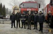 Рятувальники Тернопільщини отримали нові спецавтомобілі (ФОТО)