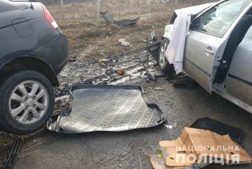 На Тернопільщині виїзд на зустрічну смугу став причиною травмування чотирьох людей