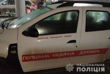 На Борщівщині керівник медустанови п'яним катався на службовому авто