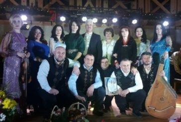 До Кременця, на благодійний концерт «Коляда з Любистком», завітав фольклорний ансамбль з Грузії (ФОТО)