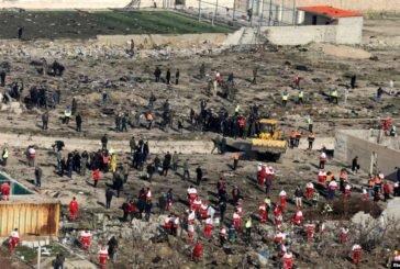 Bellingcat опублікував відео моменту, коли ракета влучає в Ірані в літак МАУ Тегеран-Київ