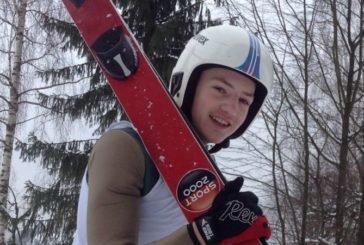 Спортсмени з Тернопільщини завершили виступи у стрибках на лижах з трампліна на юнацькій Олімпіаді в Швейцарії