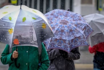 У вівторок буде мокро та вітряно