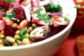 Оригінальні та недорогі зимові салати