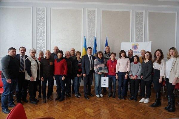 На Тернопільщину завітали представники франко-українських благодійних асоціацій (ФОТО)