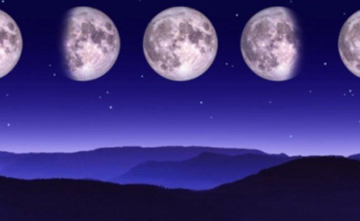 Місячний календар на березень 2020 року