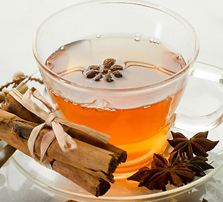 Пряний чай врятує від втоми та нездужання