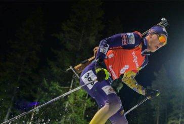 Збірна України посідає п'яте місце на Чемпіонаті світу з біатлону
