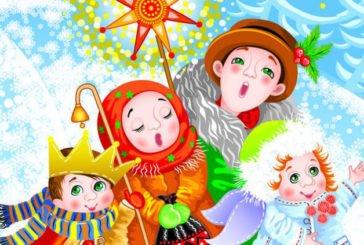 Як на Тернопіллі прощалися з колядою: у селі Малий Ходачків влаштували автентичні проводи Різдвяних свят