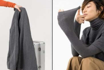 Японський бренд створює одяг із вугілля