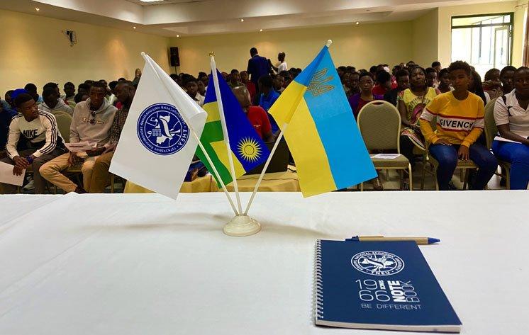 Делегація ТНЕУ відвідала Республіку Руанда (ФОТО)