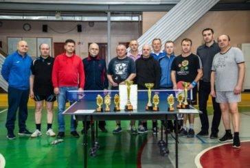 У ТНЕУ відбулися змагання з настільного тенісу: хто переміг (ФОТО)
