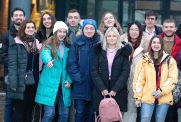 Враження студентів ТНЕУ про навчання в Університеті Норд (Королівство Норвегія) (ФОТО)