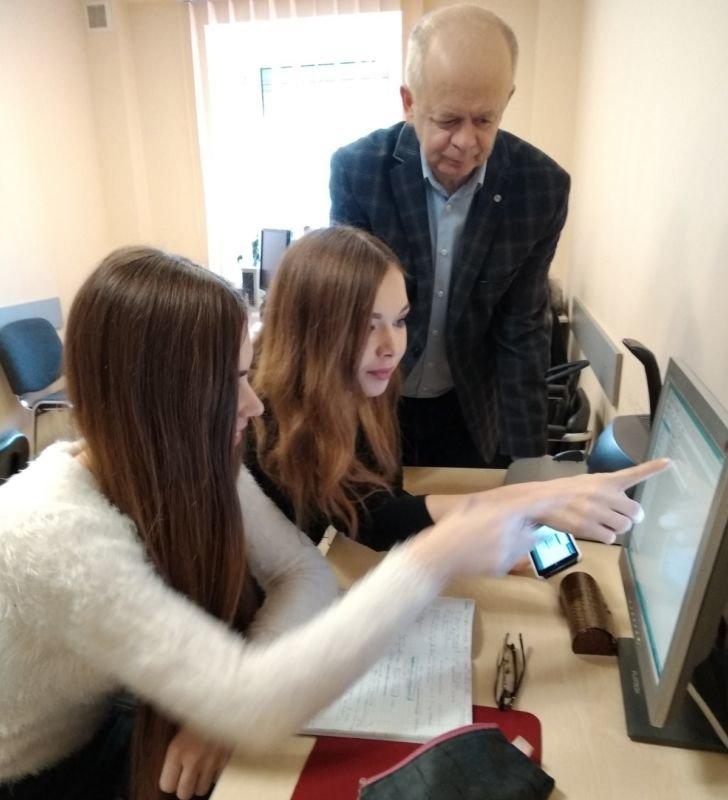 Студенти ТНЕУ постійно підвищують рівень професійної майстерності (ФОТО)