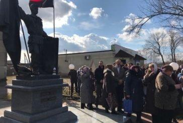 На Кременеччині вшанували пам'ять Героя Небесної Сотні Олександра Капіноса (ФОТО)