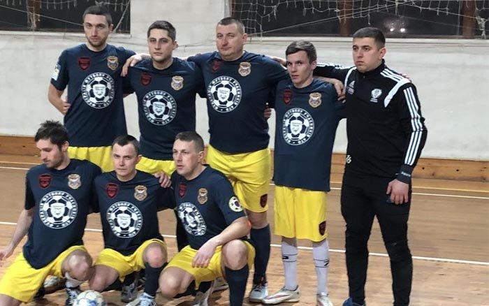 Команда з Тернополя перемогла на турнірі учасників бойових дій