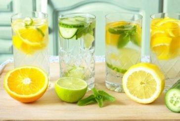 Лимони очистять організм від шлаків