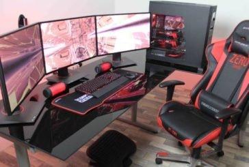 Ігровий стул для комфортного геймплею