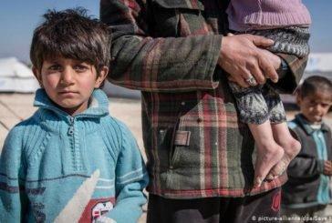 Кожна шоста дитина живе в зоні військових конфліктів