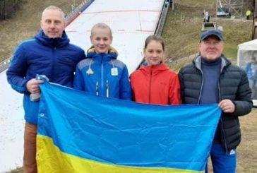 Спортсменки з Тернопілля взяли участь у етапі Кубка світу зі стрибків на лижах з трампліна в Словенії