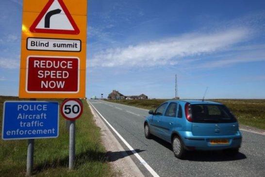 У Данії за порушення ПДР у водія заберуть права та авто