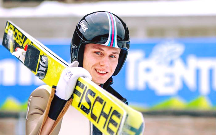 Кременчанин Дмитро Мазурчук – 21-й на Континентальному Кубку з лижного двоборства