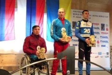 Тернополянин Тарас Радь - бронзовий призер Кубка світу з біатлону у спринтерській гонці