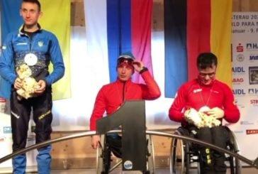 Тернополянин Тарас Радь - срібний призер етапу Кубка світу з біатлону та лижних перегонів