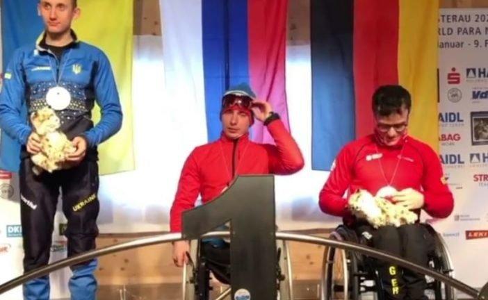 Тернополянин Тарас Радь – срібний призер етапу Кубка світу з біатлону та лижних перегонів