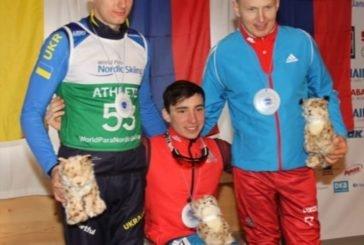 Тернополянин Тарас Радь здобув ще одне «срібло» ІІІ етапу Кубка світу з біатлону та лижних перегонів