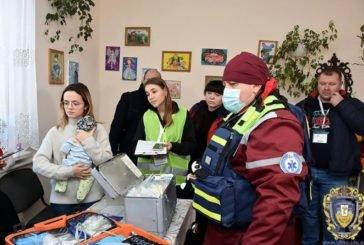Аси на «швидких»:як у Кременці обирали кращу бригаду екстреної медичної допомоги