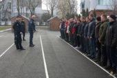 Тернопільські рятувальники – у хорошій фізичній формі (ФОТО)